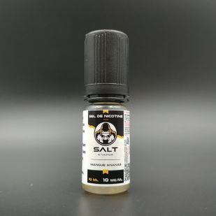 E-liquide Mangue Ananas 10ml - Salt E-Vapor (Le French Liquide)