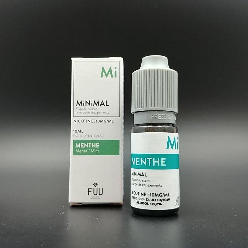 Menthe 10ml - MiNiMAL (The Fuu)