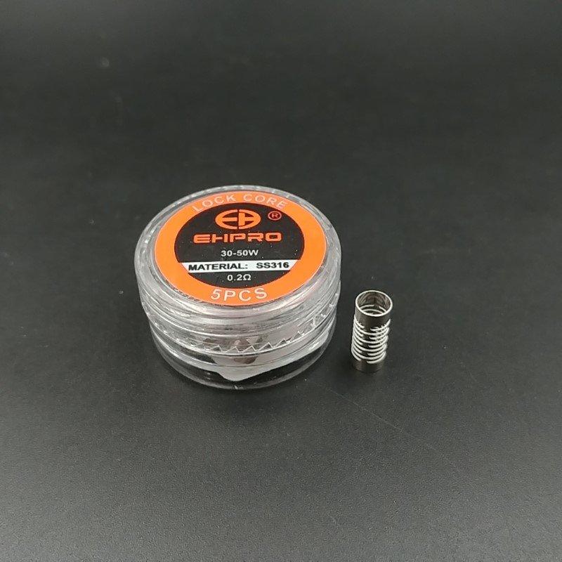 Lock Core pour Lock RDA 0.2ohm X5 - Ehpro