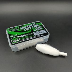 Coton 60mm x 6mm x10 - Wotofo