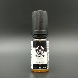 E-liquide USA Strong 10ml - Salt E-Vapor (Le French Liquide)