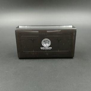 Protection Boitier accus 2x18650 Noir - Bar A Brume