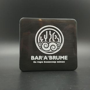 Protection Boitier accus 4x18650 Noir - Bar A Brume