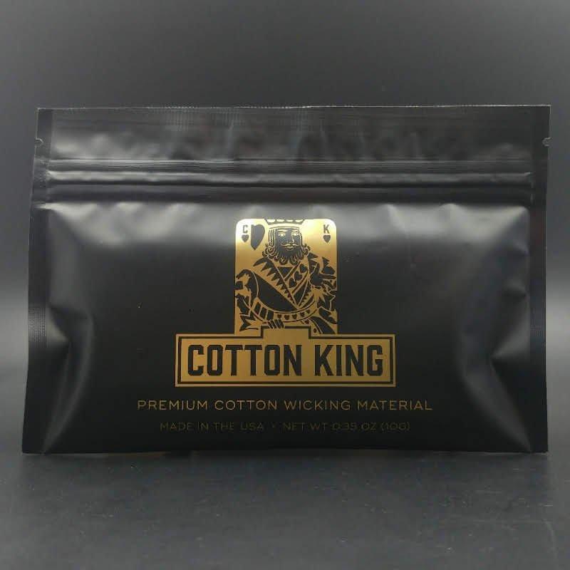 Cotton King - Premium Cotton Wicking Material
