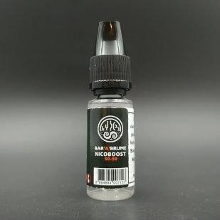 Booster Nicotiné Nicoboost 50/50 20mg - Bar à Brume