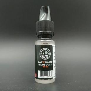 Booster Nicotiné Nicoboost 20/80 20mg - Bar à Brume