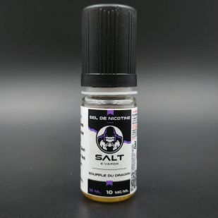 E-liquide Souffle Du Dragon 10ml - Salt E-Vapor (Le French
