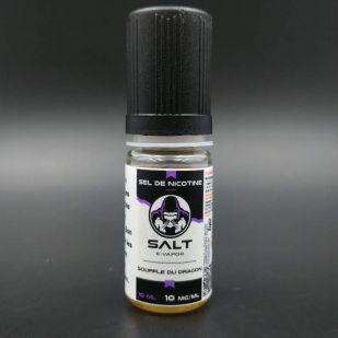 Souffle Du Dragon 10ml - Salt E-Vapor (Le French Liquide)