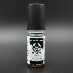Green Storm 10 ml - Salt E-Vapor (Le French Liquide)