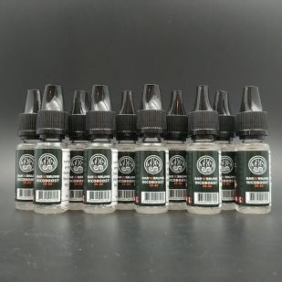 Pack 10x Boosters de Nicotine Nicoboost 20/80 - Bar à Brume