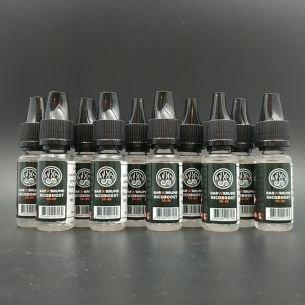 Pack 10x Boosters de Nicotine 20/80 - Bar à Brume