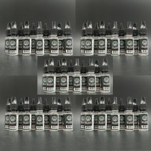 Pack 50x Boosters de Nicotine Nicoboost 50/50 - Bar à Brume