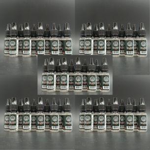 Pack 50x Boosters de Nicotine Nicoboost 20/80 - Bar à Brume