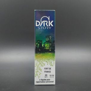 Fort De France 10ml - Dark Story (Alfaliquid)