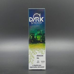 Dragon Oil 10ml - Dark Story (Alfaliquid)