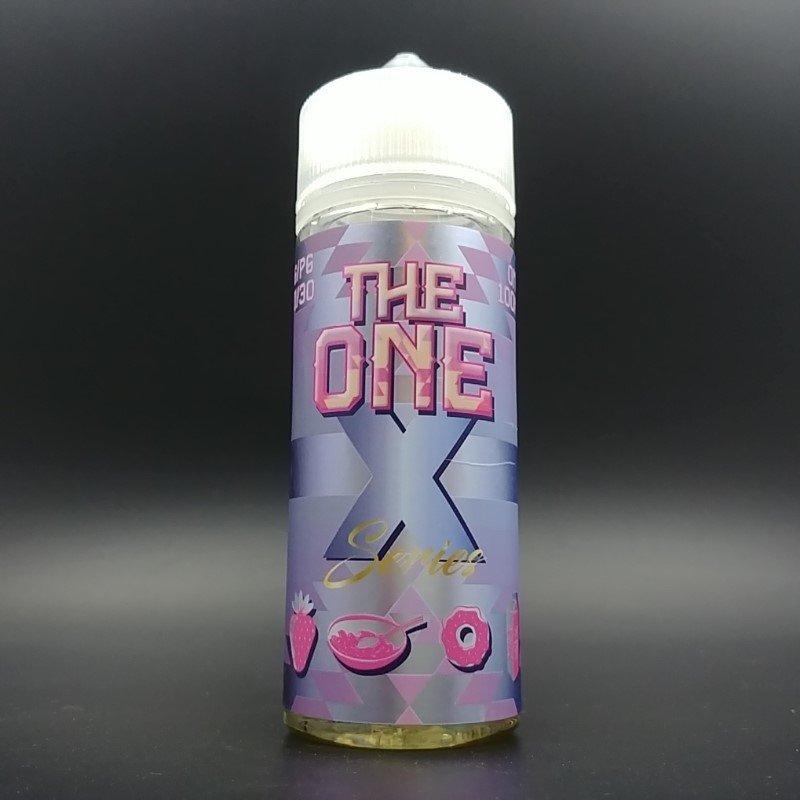 The One Plus 100ml 0mg - Beard Vape Co