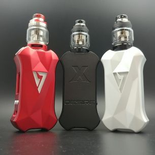 Kit X-Mini Mod + Bulldog - Desire Design