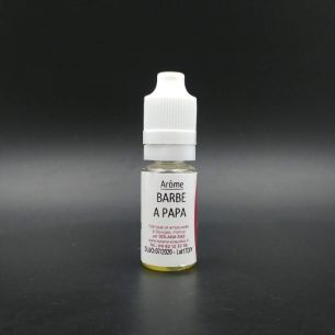 Barbe A Papa 10ml - Concentré Solana