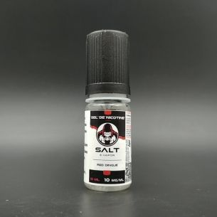 Red Dingue 10ml - Salt E-Vapor (Le French Liquide)