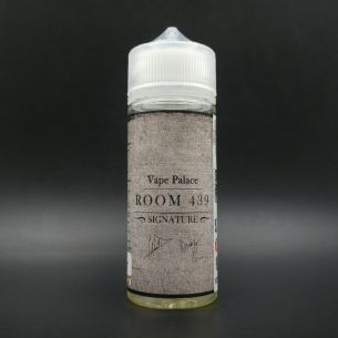 Room 439 Signature 100ml 0mg - Vape Palace