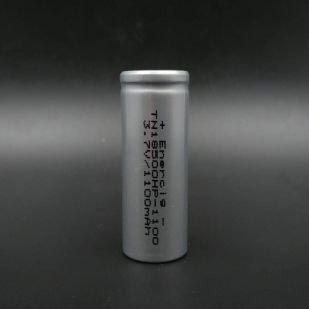 Accu IMR18500 1100mAh 22A - Enercig