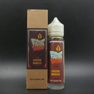 Frozen Monkey 50ml 0mg - Frost and Furious (Pulp)