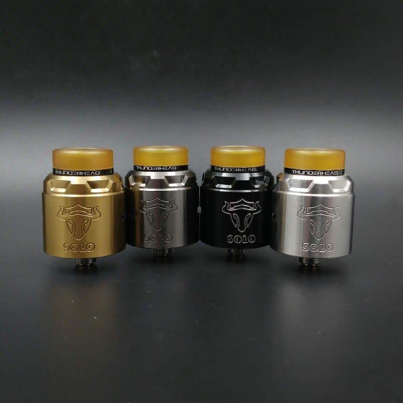 Tauren Solo RDA 24mm - Thunderhead Creations