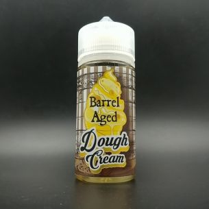 Dough Cream Barrel Aged 100ml 0mg - Kinetik Labs