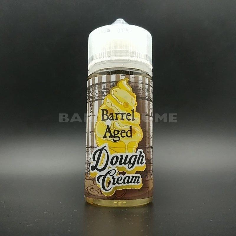 Dough Cream Barrel Aged 100ml 0mg - Kinetik Labs