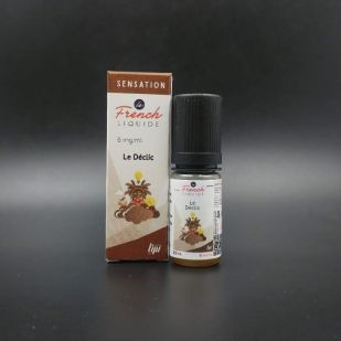 E-liquide Le Déclic 10ml - Le French Liquide