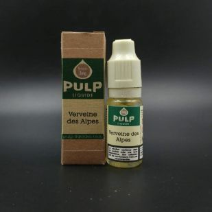 E-liquide Verveine Des Alpes 10ml - Pulp