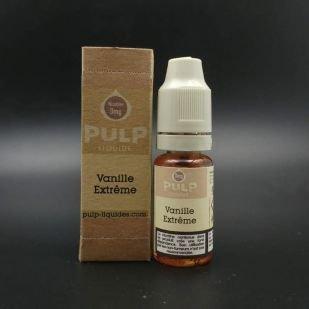 E-liquide Vanille Extrême 10ml - Pulp