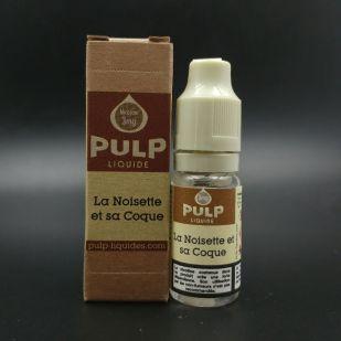 E-liquide La Noisette Et Sa Coque 10ml - Pulp