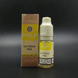 E-liquide Le Citron Fizz 10ml - Pulp