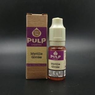 E-liquide Myrtille Givrée 10ml - Pulp