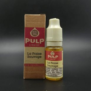 La Fraise Sauvage 10ml - Pulp