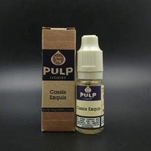 E-liquide Le Cassis Exquis 10ml - Pulp