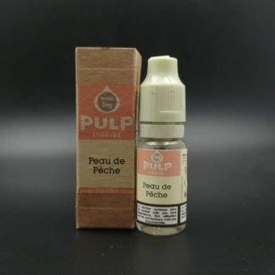 E-liquide Peau De Pêche 10ml - Pulp