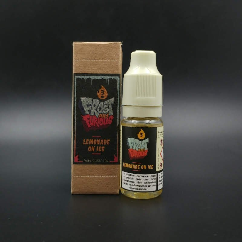 Lemonade on Ice 10ml - Frost and Furious, Pulp