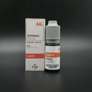E-liquide Tarte 10ml - MiNiMAL (The Fuu)