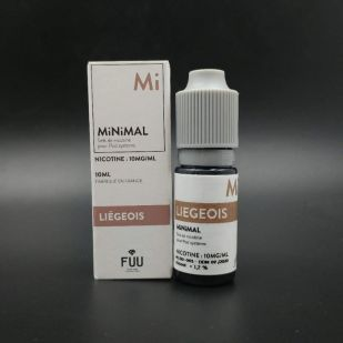 Liégeois 10ml - MiNiMAL (The Fuu)