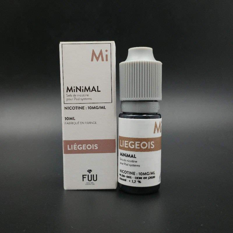 Liégeois 10ml - MiNiMAL (The Fuu)