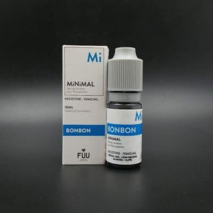 E-liquide Bonbon 10ml - MiNiMAL (The Fuu)