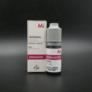 Grenadine 10ml - MiNiMAL (The Fuu)