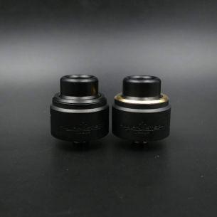 The Flave EVO 24 Black Sandblasted - AllianceTech Vapor
