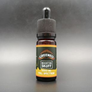 Booster SKUFF Full Spectrum 10ml CBD - Greeneo