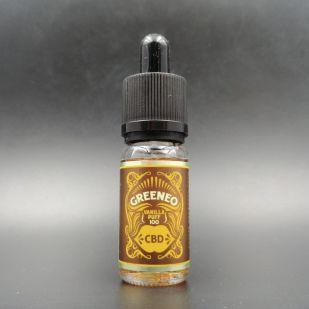 Vanilla Puff 10ml CBD - Greeneo