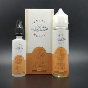 E-liquide Belle Feuille 60ml 0mg - Petit Nuage