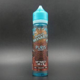 Puris Iced 50ml 0mg - Twelve Monkeys