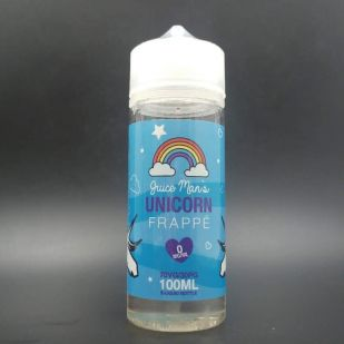 E-liquide Unicorn Frappé 100ml 0mg - Juice Man's